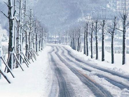 Sneh, ľad, kaša. Koncentrát 11 základných rád :