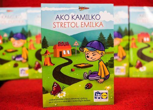 Kniha o dopravnej výchove pre všetkých predškolákov