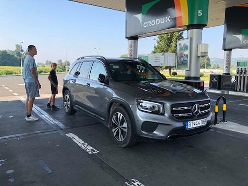 Rodinka TEST: Mercedes-Benz GLB 200 - rovnosť (veľkých) príležitostí