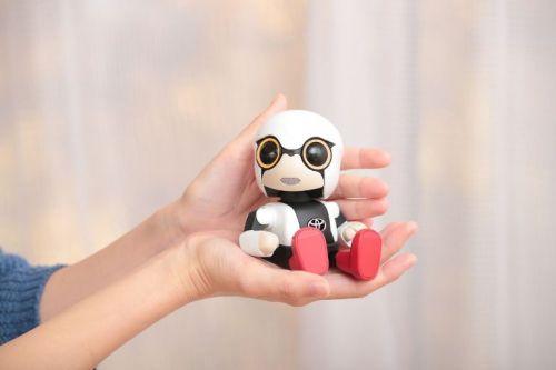 Toyota predáva priateľa s umelou inteligenciou - Kirobo Mini