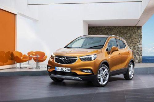 Nový Opel Mokka X