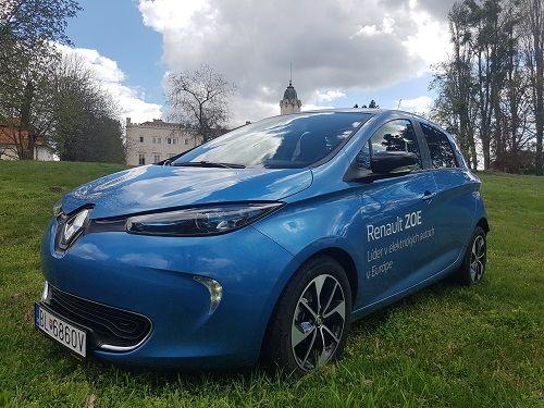 Rodinka TEST: Renault ZOE - ak ste doteraz neboli na ničom závislí, vyskúšajte elektrické auto