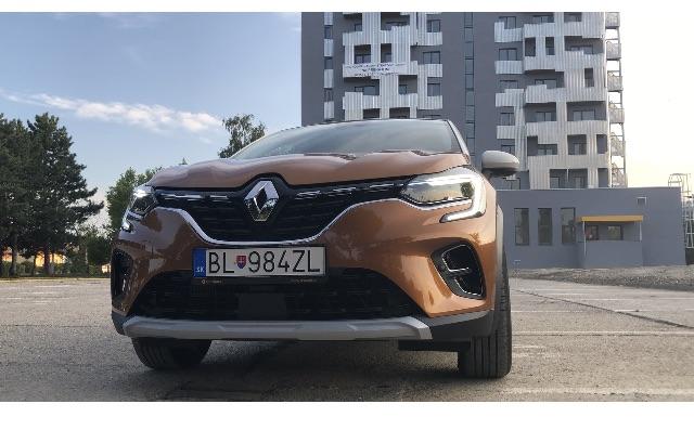 Rodinka TEST: Renault Captur Intens. Auto, ktoré ide pekne