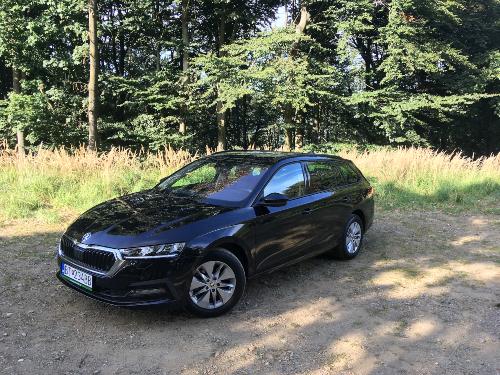 Škoda Octavia Combi Ambience - Taká ako ju poznáme, spoľahlivá a praktická