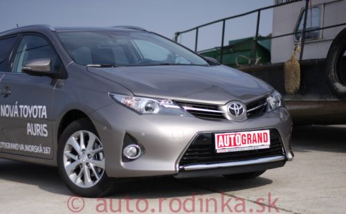 Fotogaléria: Toyota Auris Touring Sports autotest