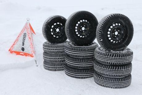 Test zimných pneumatík ADAC 2014 rozmer 175/65 R14
