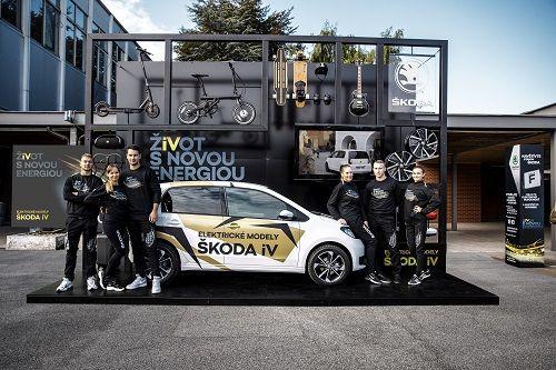 ŠKODA odštartovala svoju éru elektromobility. Predstavila CITIGO