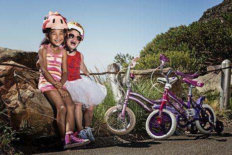 Test detských cyklistických prilieb