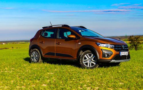 Dacia Sandero Stepway – Výborná správa! Je fantastické!
