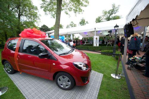 Dámska jazda s Renaultom