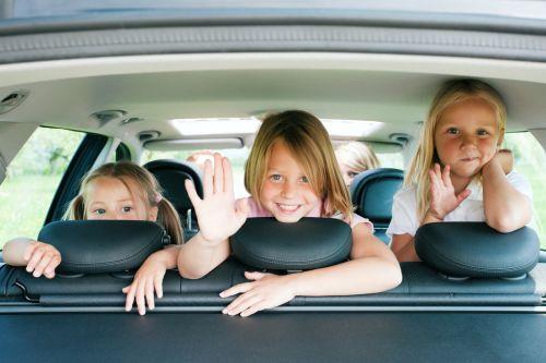 Aké auto pre veľkú rodinu?