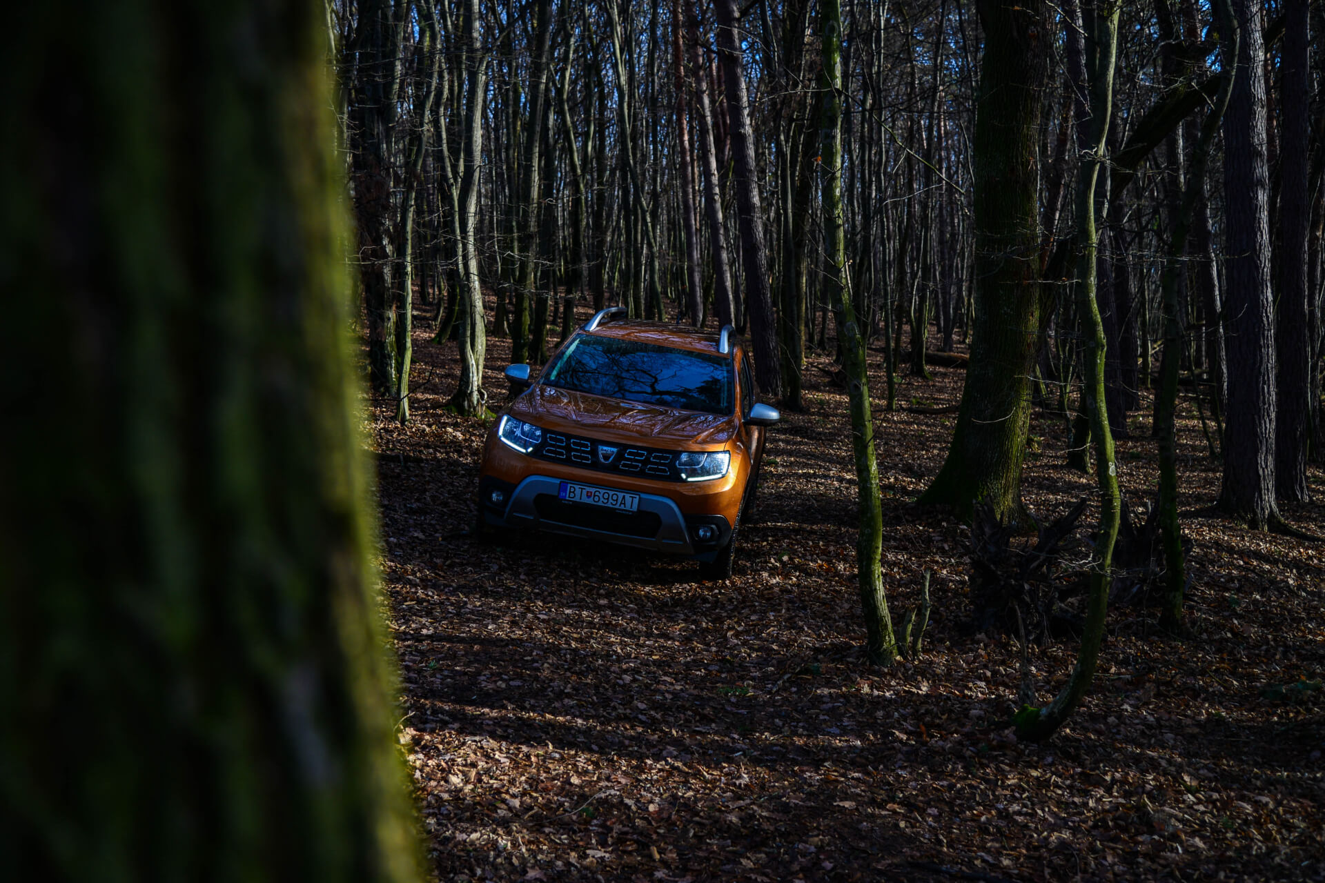 Dacia Duster 1.0TCe LPG – Dve nádrže, masívny dojazd