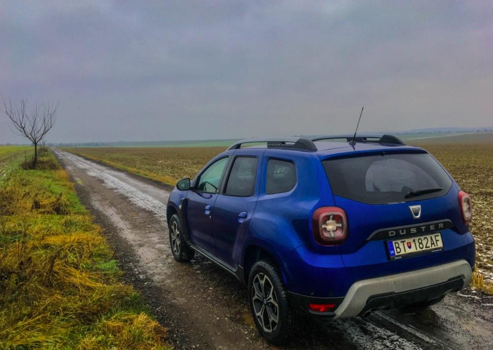 Dacia Duster 1.0TCe – Nový základ=Lepší základ