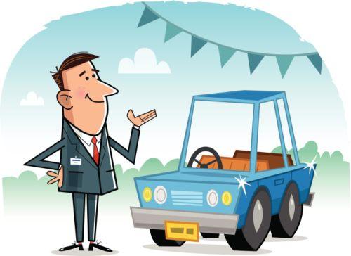 Kúpa ojazdeného automobilu