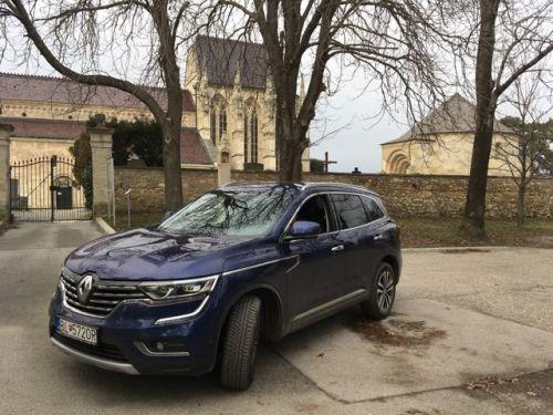 Rodinka TEST: Renault KOLEOS. Mravoučné auto nie len do kostola