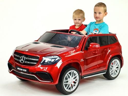 Od traktorov k Mercedesu - vozový park pre deti