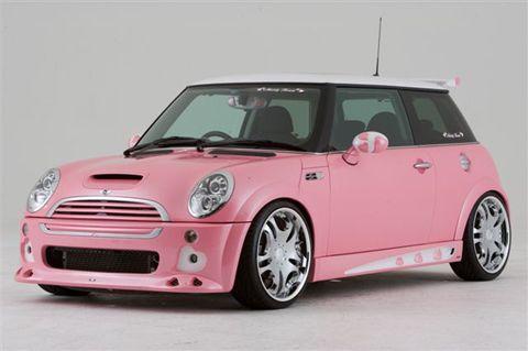 Malé autá, ktoré ženy milujú