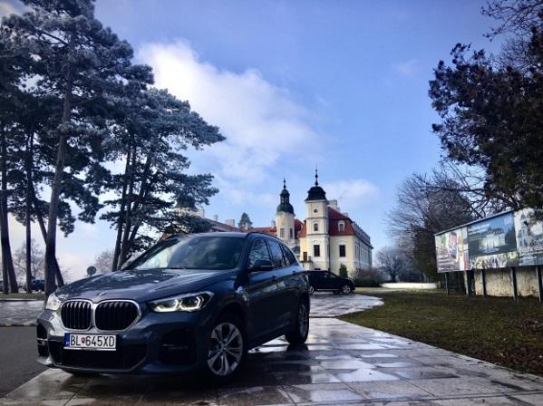 BMW X1 xDrive20d - Auto od ekonómov