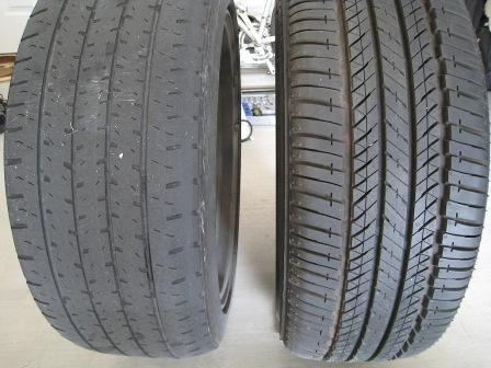 Kam dať lepšie gumy? Na prednú, alebo zadnú nápravu?