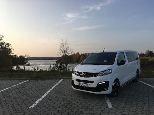 Opel Zafira Live - pre veľké rodiny