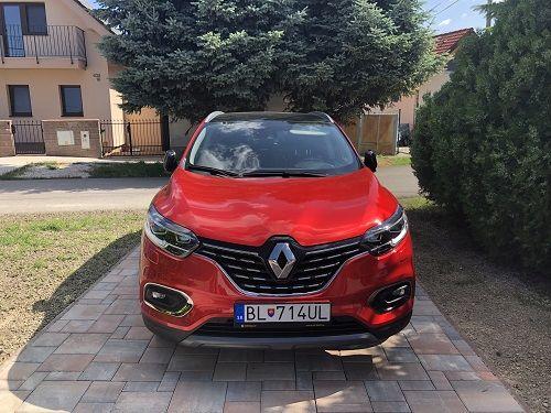 Rodinka TEST: Nový Renault KADJAR. To príliš krásne auto