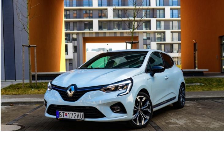 Renault Clio E-TECH – Náhrada vrcholnej motorizácie