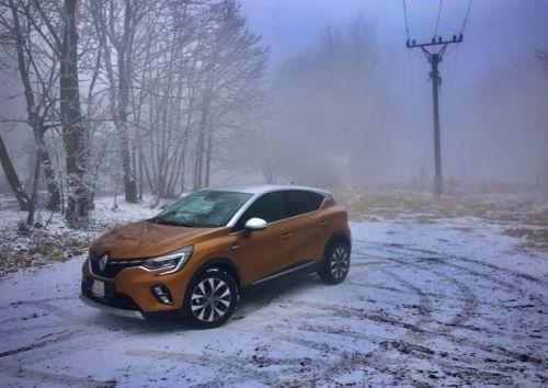 Nový Renault Captur. Svieži a o dva kroky lepší!