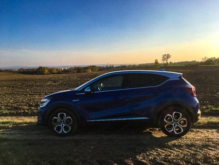 Renault Captur E-TECH – Krásny crossover aj ako Plug-In Hybrid