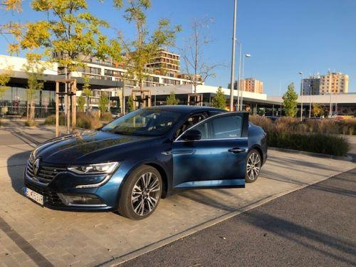 Rodinka TEST: Renault TALISMAN. Pýta si dlhé cesty a zákruty