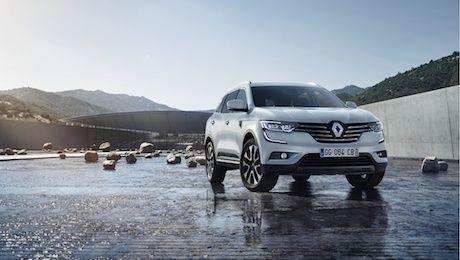 Nový KOLEOS od Renaultu