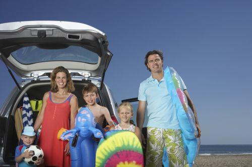 Chcete využiť služobné auto na dovolenku? Má to svoje pravidlá