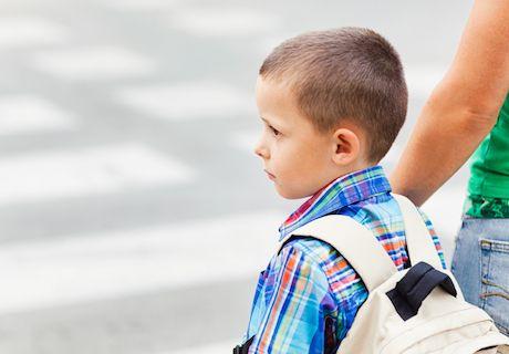 Chráňme deti na cestách