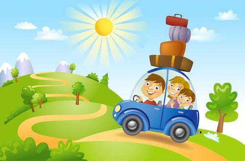Ako sa hráme s deťmi v aute? 7 osvedčených tipov