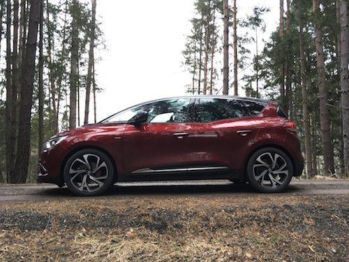 Rodinka TEST: Nový Renault SCENIC