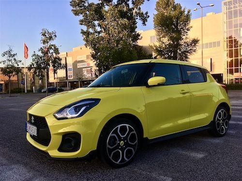 Suzuki Swift Sport - Tichý šialenec
