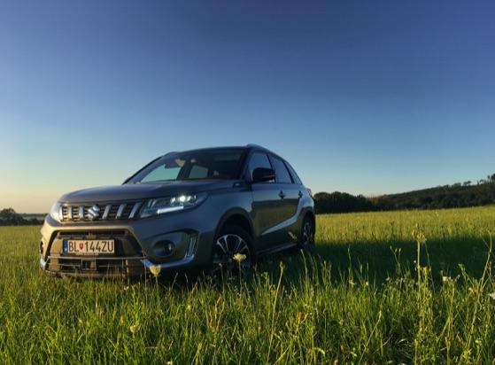 Aká je hybridná Suzuki Vitara?
